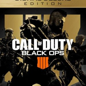 Call of Duty Black Ops 4 Deluxe Edition PC