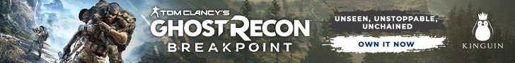 Kinguin Tom Clancy's Ghost Recon Breakpoint