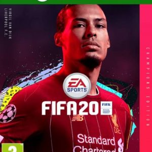 fifa 20 ultimate edition xbox one key