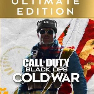 Call of Duty Black Ops Cold War Ultimate Edition PS5 Key