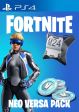 Fortnite Neo Versa 500 V-Bucks PS4 (US)