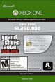 GTA V 5 Great White Shark Cash Card – Xbox One Digital Code
