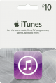 iTunes Gift Card – £10